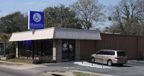 Wheelchair Van Dealer in Charleston